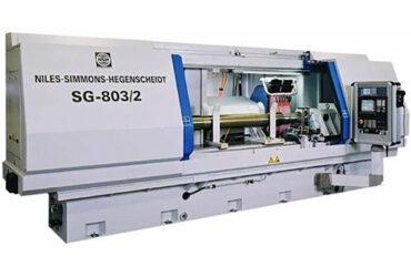 Esmeriladora de eje CNC SG-803/2 de Niles-Simmons