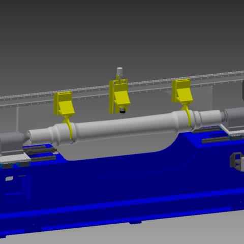 Sistema de medición de ejes AXM-430