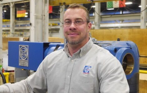 Brandon Teal Promovido Para Gerente de Produto, Wheel Truing / Re-Profiling