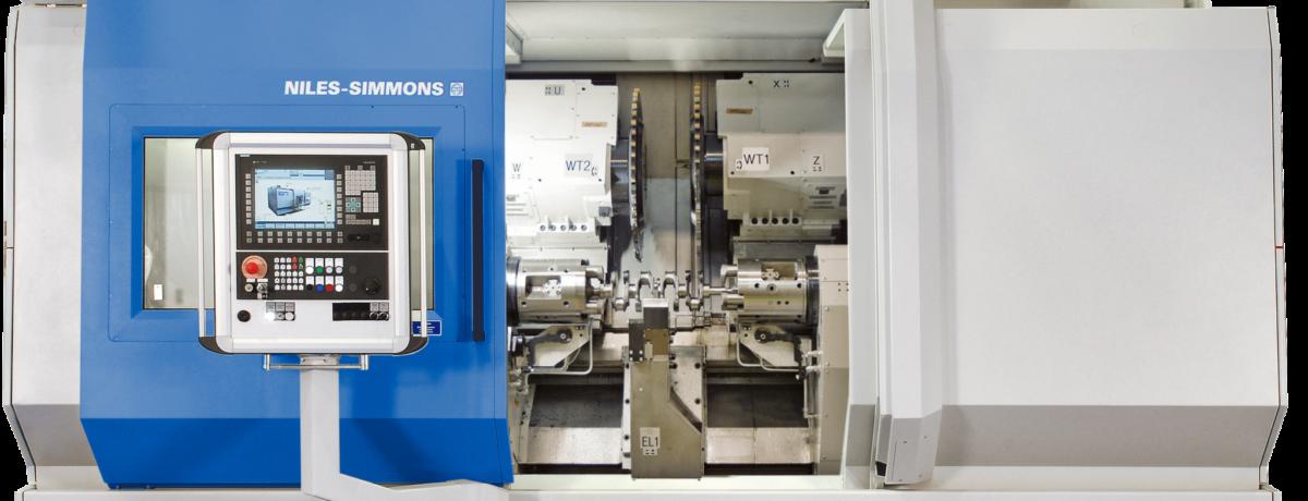 Niles-Simmons N20 CM Crankshaft Milling Machine