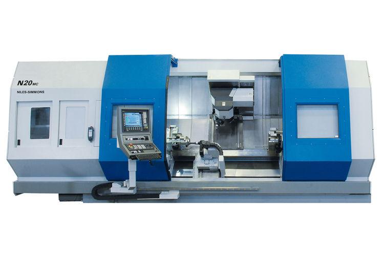 Niles-Simmons N20 MC CNC Machining Center