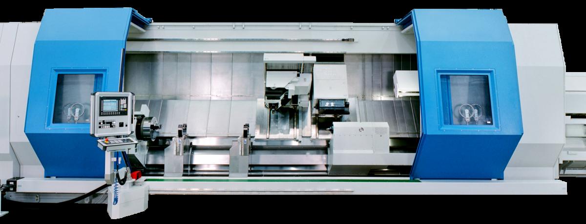 Niles-Simmons N40 MC CNC machining center