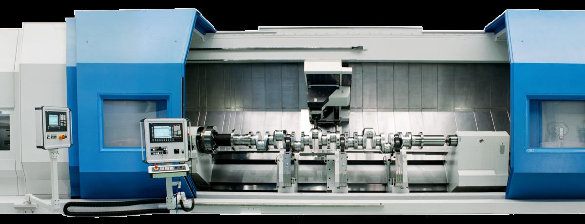 Niles-Simmons N50 MC CNC machining center