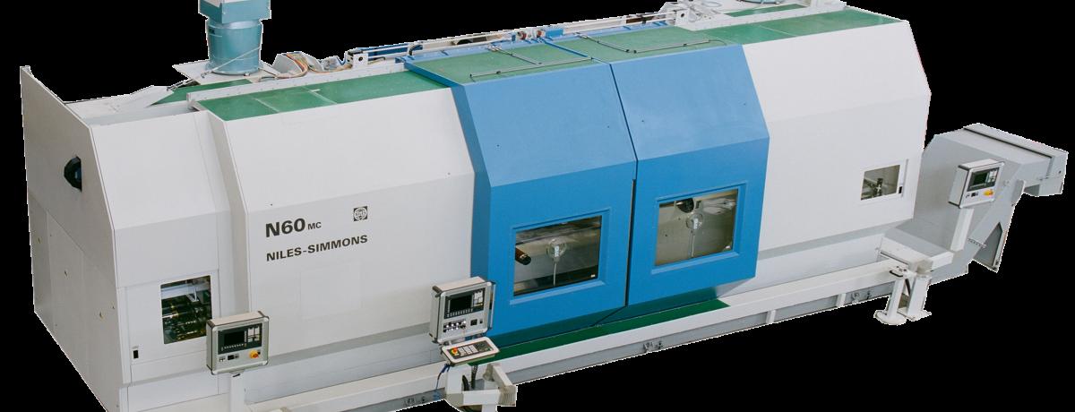 Niles-Simmons N60 MC CNC Machining Center