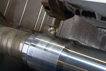 El torno de ejes CNC Niles-Simmons N20
