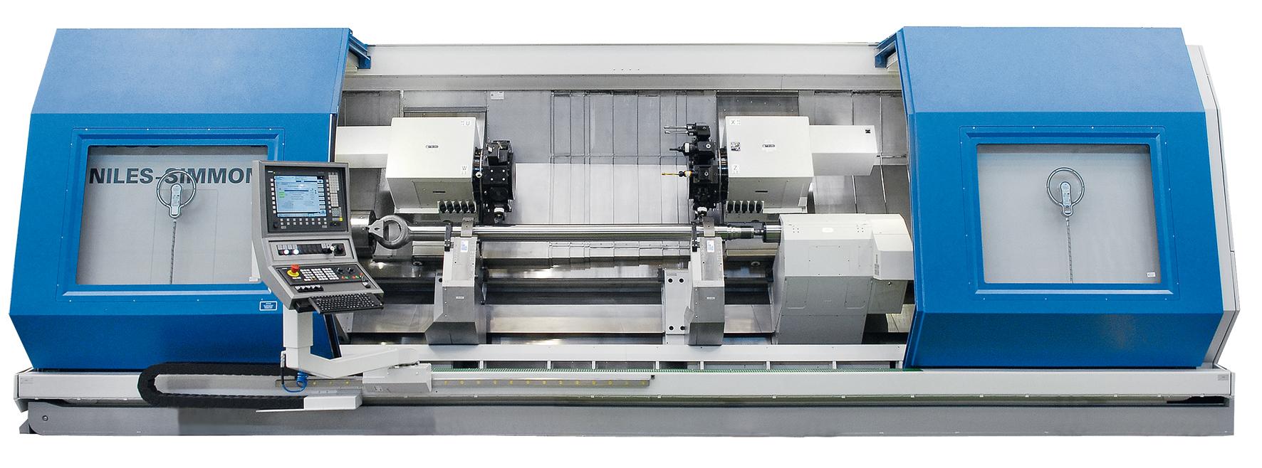 Niles-Simmons N30 CNC Lathe