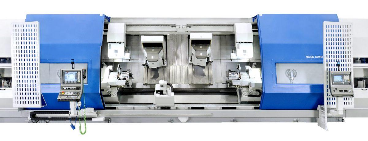 Niles-Simmons N30 MC CNC machining center