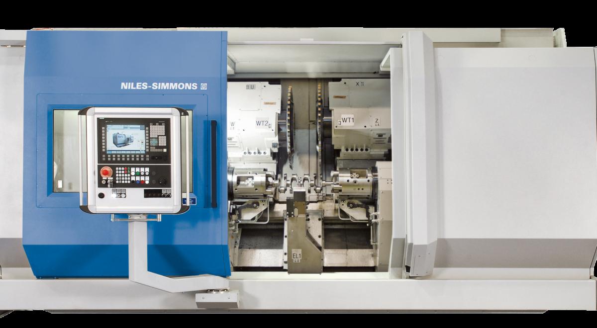 Niles-Simmons Crankshaft Turn-Broaching Machines