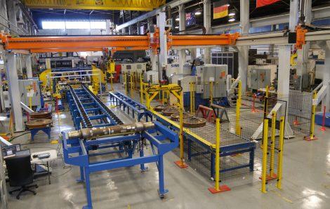 Simmons Machine Tool Corporation é agora NSH USA Corporation