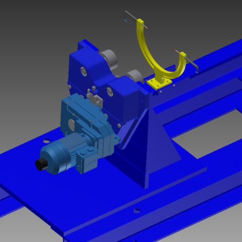 Sistema de medición de ejes AXM-210