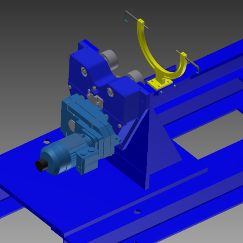 AXM-210 Axle Measurement System