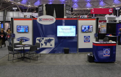 Simmons at RSI/CMA 2016 Rail Expo & Technical Conference