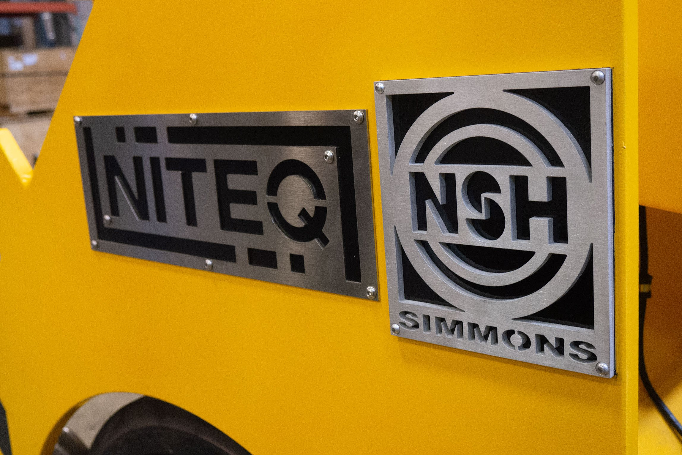 Railway shunting vehicle by Niteq