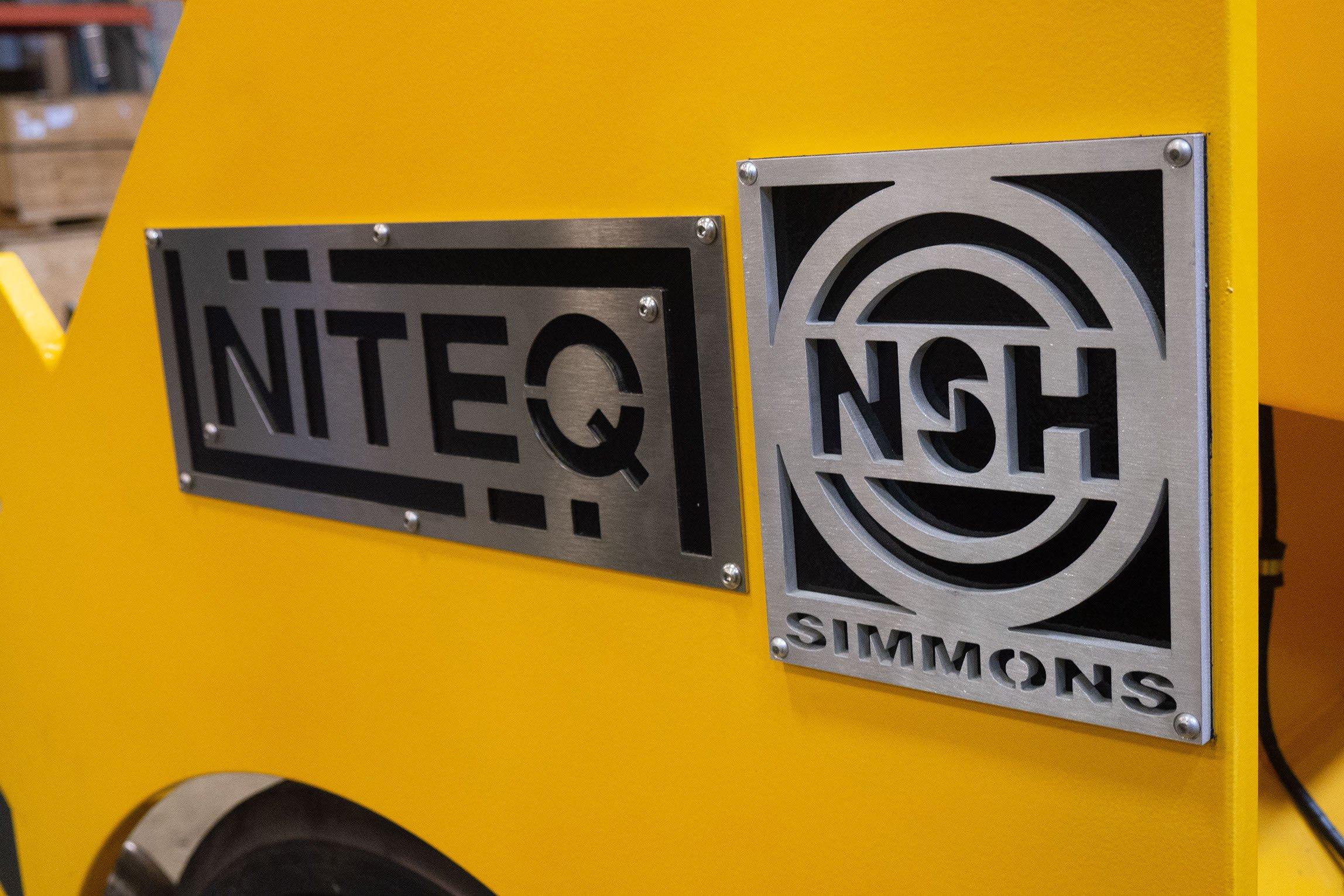 Railway shunting vehicle by Niteq