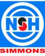 Simmons Albany NY USA logo