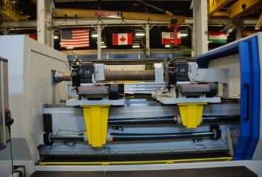ATL-200/400 CNC Axle Lathe