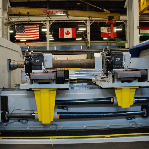 ATL-200/400 Torno de Eixos CNC