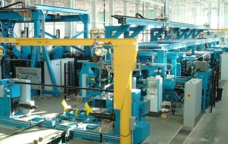 Simmons Machine Tool Corporation at InnoTrans 2014