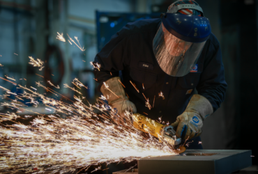 In-house welding and fabrication capabilities