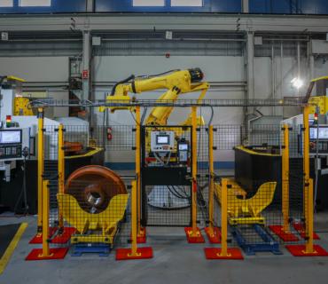 Manipulación Automatizada de Materiales