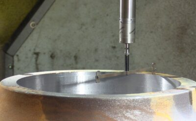 Product Development: Wheel Boring Integrated Measurement