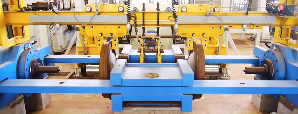 Wheel Demount Press, Dual End