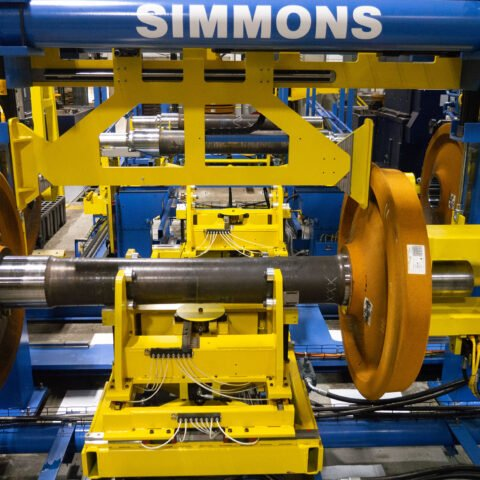 SMP-200 Wheel Pre-Mount and Mount Press