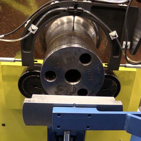 Sistema de medición de manga de rodamientos WSM-430